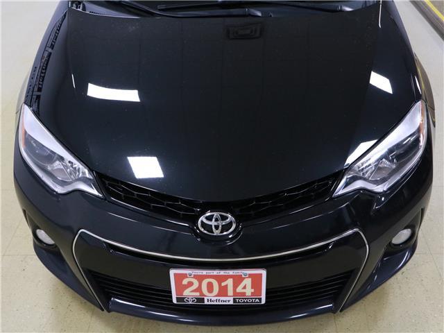 2014 Toyota Corolla S (Stk: 195316) in Kitchener - Image 27 of 31
