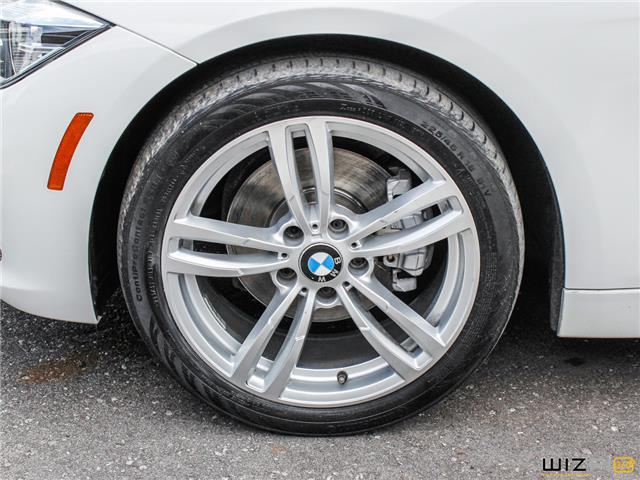 2016 BMW 320i xDrive (Stk: 88391) in Toronto - Image 11 of 30