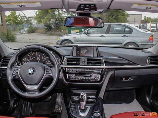 2016 BMW 320i xDrive (Stk: 88391) in Toronto - Image 16 of 30