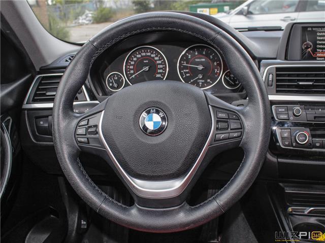 2016 BMW 320i xDrive (Stk: 88391) in Toronto - Image 17 of 30