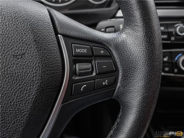 2016 BMW 320i xDrive (Stk: 88391) in Toronto - Image 18 of 30