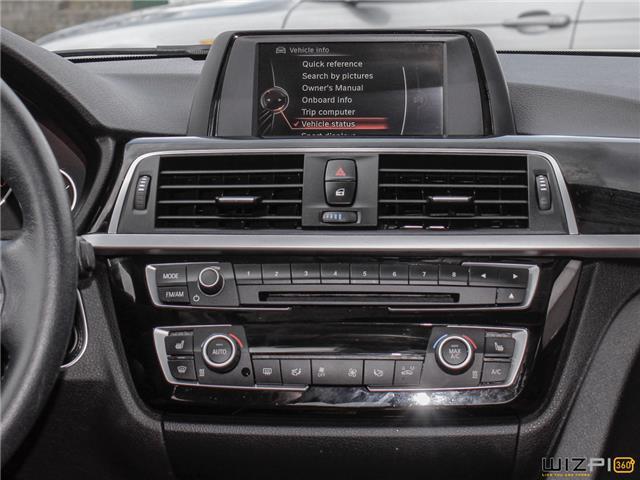2016 BMW 320i xDrive (Stk: 88391) in Toronto - Image 26 of 30