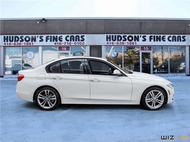 2016 BMW 320i xDrive (Stk: 88391) in Toronto - Image 4 of 30