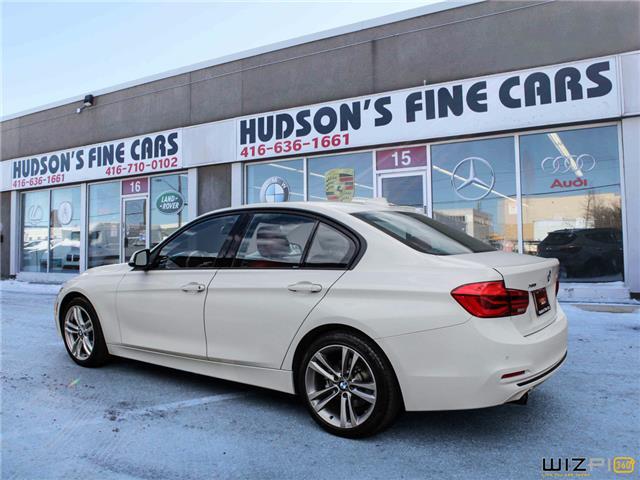 2016 BMW 320i xDrive (Stk: 88391) in Toronto - Image 7 of 30