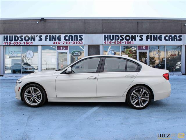 2016 BMW 320i xDrive (Stk: 88391) in Toronto - Image 8 of 30