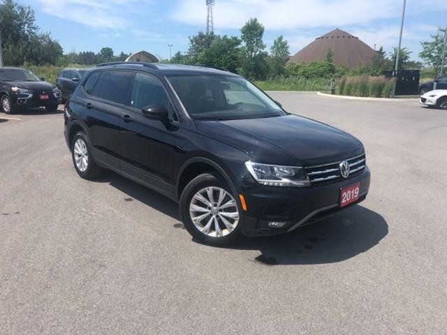 2018 Volkswagen Tiguan Trendline (Stk: MX1082) in Ottawa - Image 1 of 18