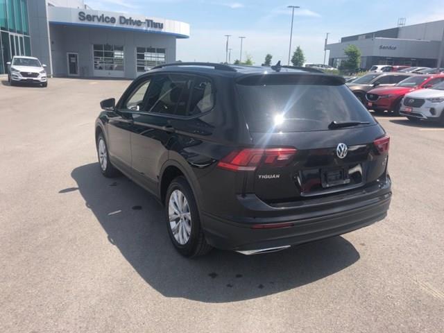2018 Volkswagen Tiguan Trendline (Stk: MX1082) in Ottawa - Image 5 of 18