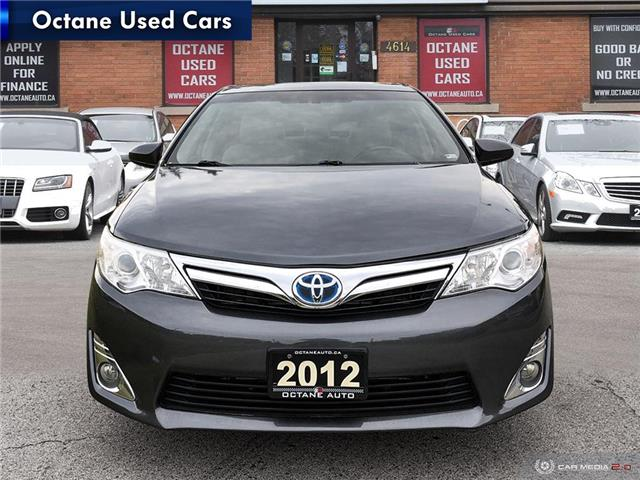 2012 Toyota Camry Hybrid XLE (Stk: ) in Scarborough - Image 2 of 25
