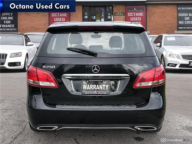 2015 Mercedes-Benz B-Class Sports Tourer (Stk: ) in Scarborough - Image 5 of 22
