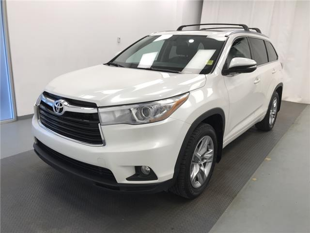 2015 Toyota Highlander Limited (Stk: 207890) in Lethbridge - Image 1 of 26