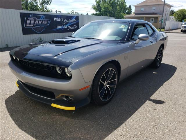 2017 Dodge Challenger R/T 392 2C3CDZFJ0HH600647 11645 in Fort Macleod