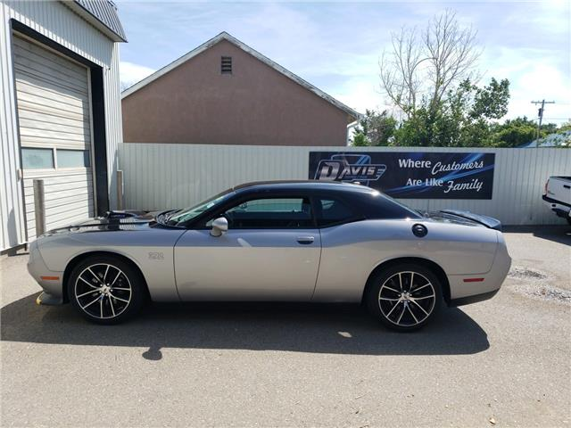 2017 Dodge Challenger R/T 392 (Stk: 11645) in Fort Macleod - Image 4 of 17