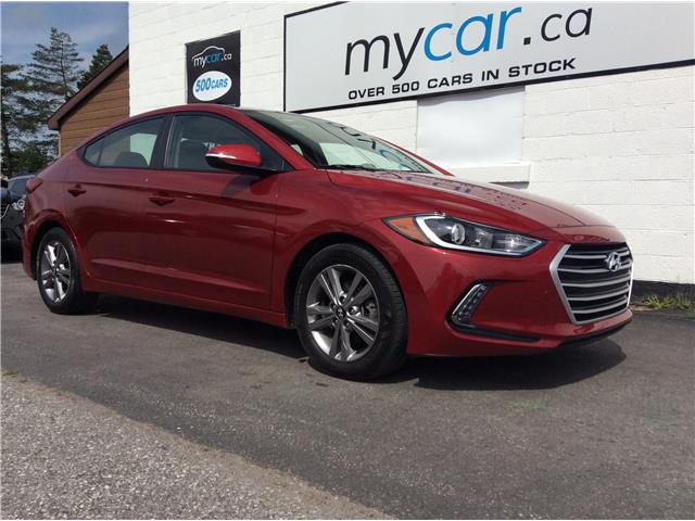 2017 Hyundai Elantra GL (Stk: 191042) in Richmond - Image 1 of 20