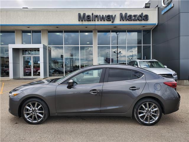 2018 Mazda Mazda3 GT (Stk: M19233B) in Saskatoon - Image 1 of 27