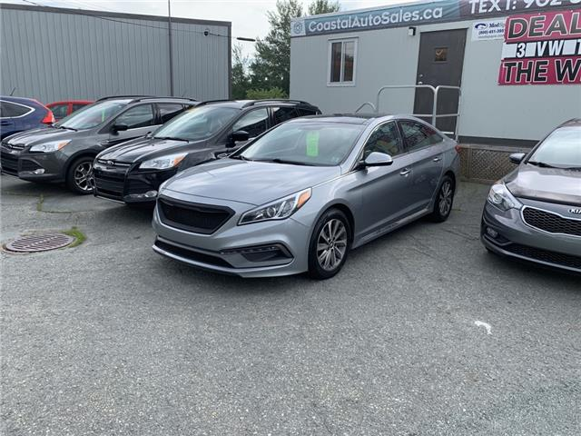 2015 Hyundai Sonata Sport (Stk: ) in Lower Sackville - Image 1 of 3
