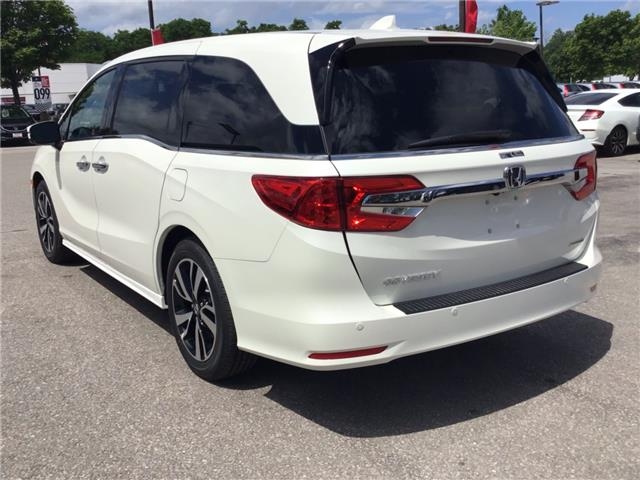 2019 Honda Odyssey Touring (Stk: 191380) in Barrie - Image 8 of 25