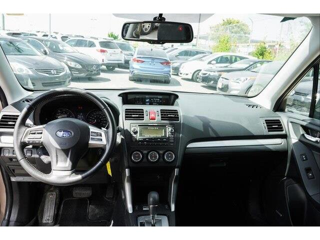 2014 Subaru Forester 2.5i Touring Package (Stk: SK753A) in Gloucester - Image 9 of 23