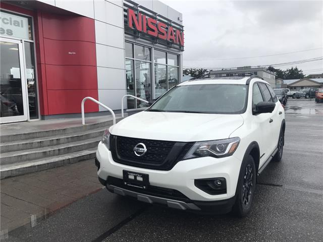 2019 Nissan Pathfinder SL Premium (Stk: N96-2558) in Chilliwack - Image 1 of 20