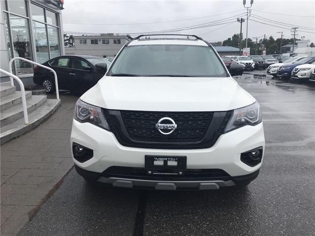 2019 Nissan Pathfinder SL Premium (Stk: N96-2558) in Chilliwack - Image 2 of 20