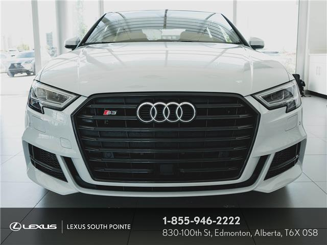 2018 Audi S3 2.0T Technik (Stk: L900659A) in Edmonton - Image 2 of 19