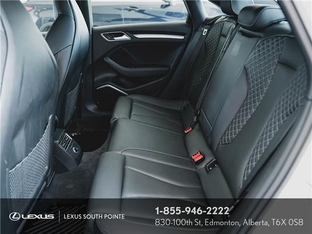2018 Audi S3 2.0T Technik (Stk: L900659A) in Edmonton - Image 15 of 19
