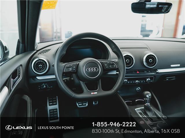 2018 Audi S3 2.0T Technik (Stk: L900659A) in Edmonton - Image 7 of 19
