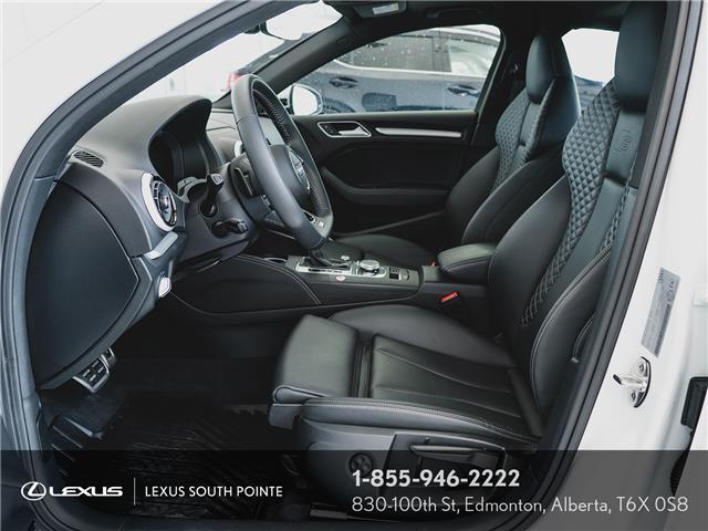 2018 Audi S3 2.0T Technik (Stk: L900659A) in Edmonton - Image 8 of 19