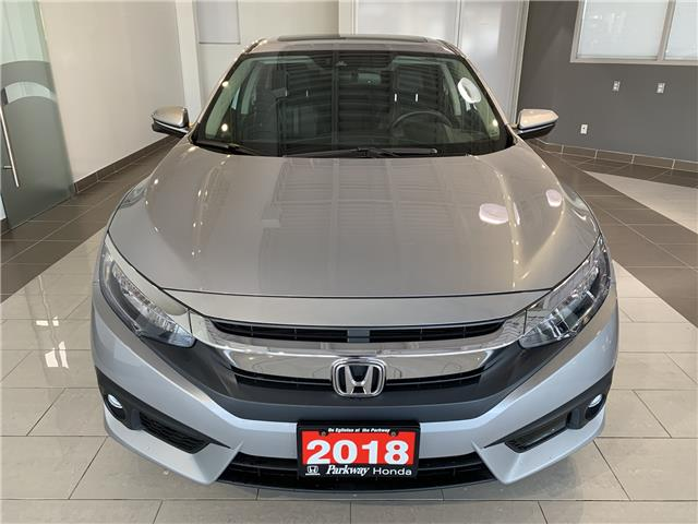 2018 Honda Civic Touring (Stk: 16282A) in North York - Image 2 of 21