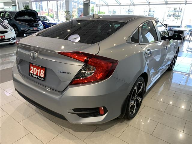 2018 Honda Civic Touring (Stk: 16282A) in North York - Image 8 of 21