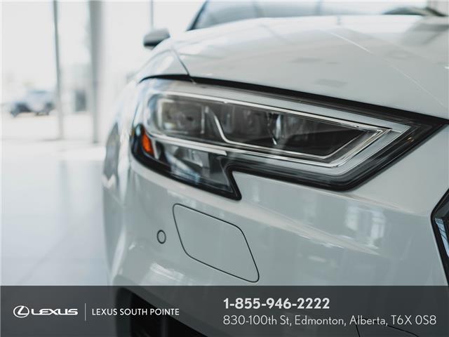 2018 Audi S3 2.0T Technik (Stk: L900659A) in Edmonton - Image 18 of 19