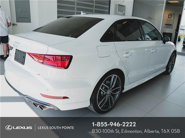 2018 Audi S3 2.0T Technik (Stk: L900659A) in Edmonton - Image 4 of 19