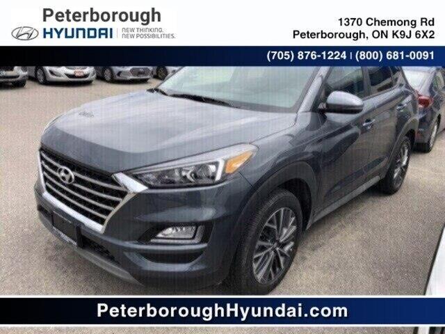 2019 Hyundai Tucson Luxury (Stk: H11972) in Peterborough - Image 2 of 6