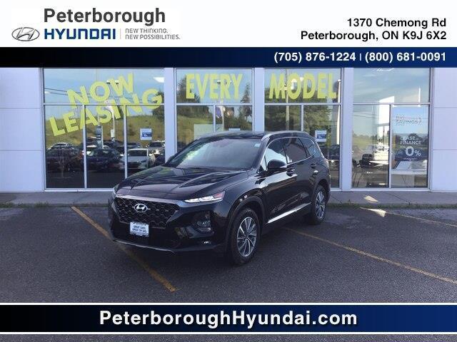 2019 Hyundai Santa Fe Preferred 2.4 (Stk: H11741) in Peterborough - Image 1 of 19