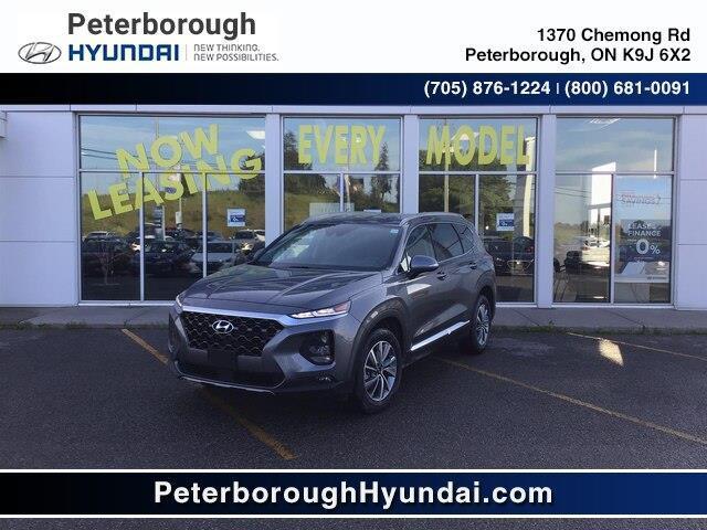 2019 Hyundai Santa Fe  (Stk: H12144) in Peterborough - Image 1 of 17