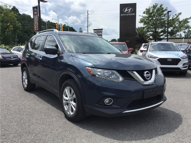 2016 Nissan Rogue SV (Stk: R95420A) in Ottawa - Image 1 of 15