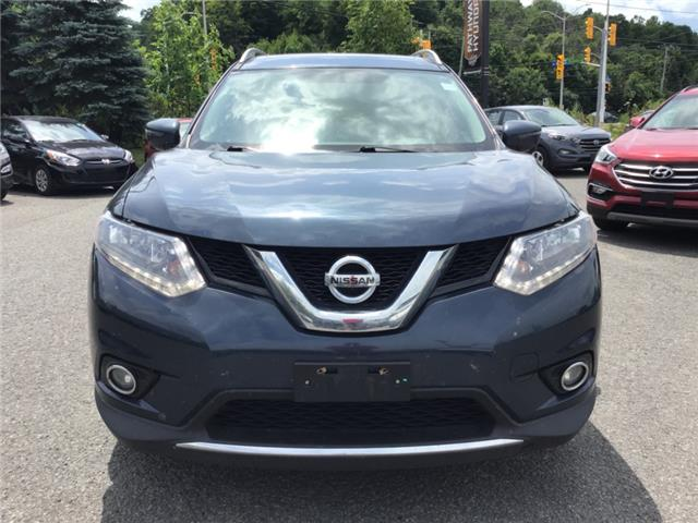 2016 Nissan Rogue SV (Stk: R95420A) in Ottawa - Image 2 of 15