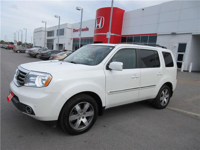 2015 Honda Pilot Touring (Stk: VA3529) in Ottawa - Image 1 of 22