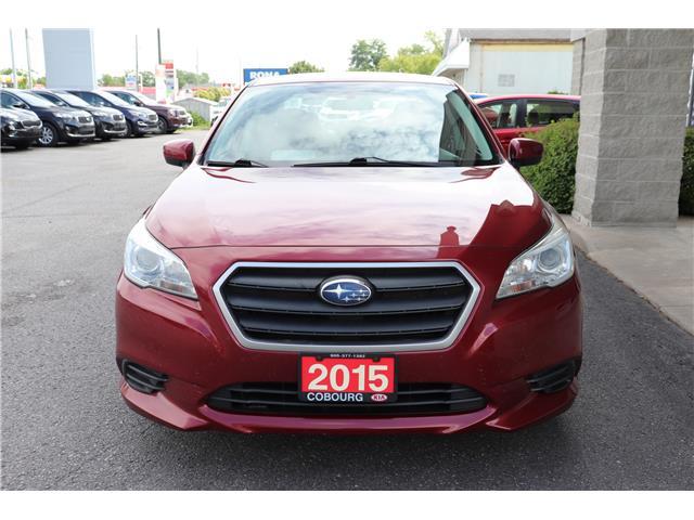 2015 Subaru Legacy 2.5i (Stk: ) in Cobourg - Image 2 of 21