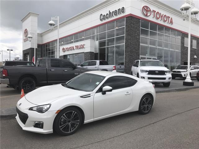 2015 Subaru BRZ Sport-tech (Stk: 2892) in Cochrane - Image 1 of 18