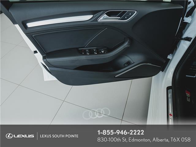 2018 Audi S3 2.0T Technik (Stk: L900659A) in Edmonton - Image 17 of 19
