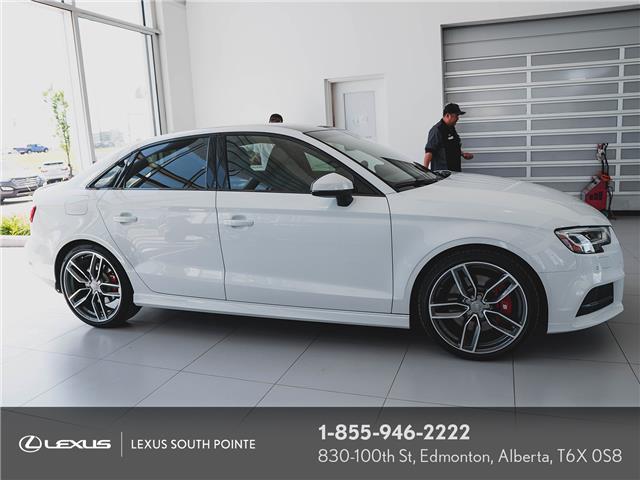 2018 Audi S3 2.0T Technik (Stk: L900659A) in Edmonton - Image 3 of 19