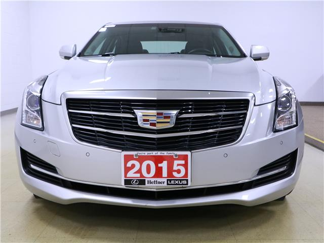 2015 Cadillac ATS 2.0L Turbo Luxury (Stk: 197185) in Kitchener - Image 21 of 31