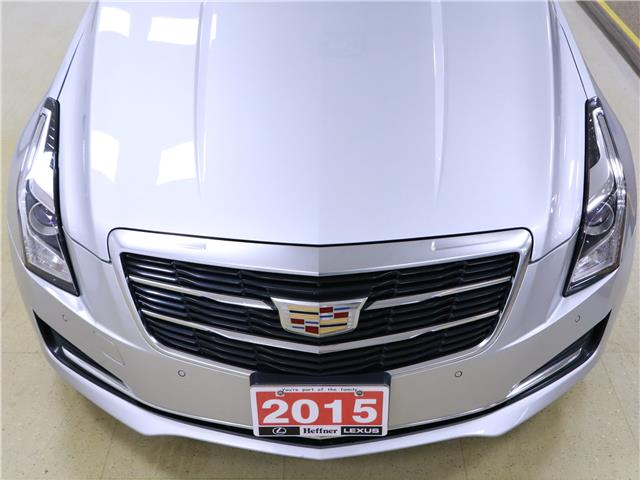 2015 Cadillac ATS 2.0L Turbo Luxury (Stk: 197185) in Kitchener - Image 27 of 31
