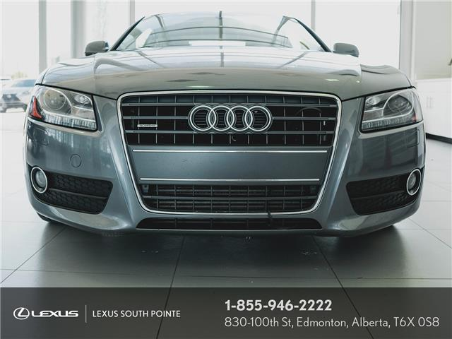 2012 Audi A5 2.0T Premium Plus (Stk: L900664A) in Edmonton - Image 2 of 13