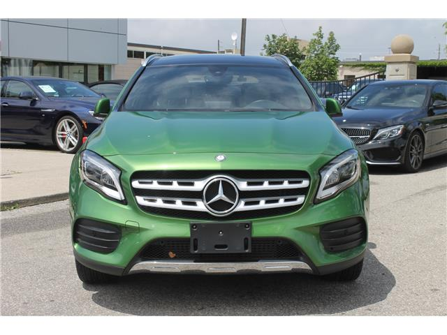2018 Mercedes-Benz GLA 250 Base (Stk: ) in Toronto - Image 2 of 25