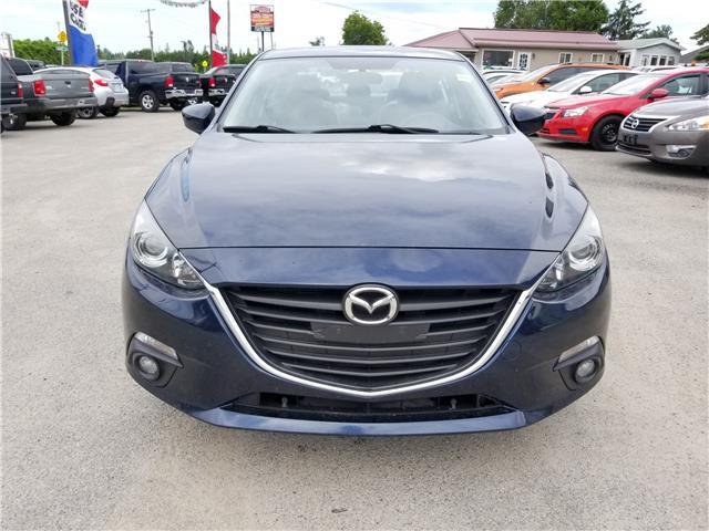 2014 Mazda Mazda3 GS-SKY (Stk: ) in Kemptville - Image 2 of 19