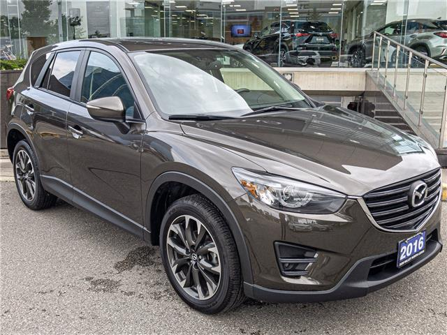 2016 Mazda CX-5 GT (Stk: 28436A) in Markham - Image 1 of 24