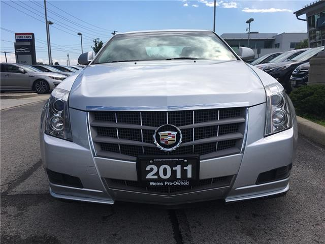 2011 Cadillac CTS 3.0L Base (Stk: 1720W) in Oakville - Image 2 of 27