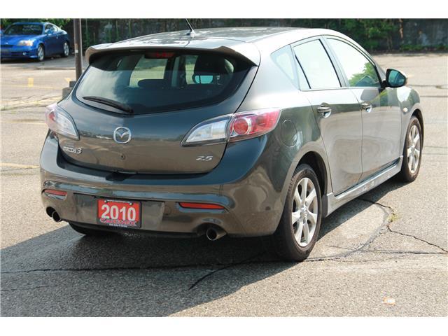 2010 Mazda Mazda3 Sport GS (Stk: 1906284) in Waterloo - Image 5 of 26