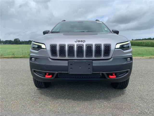 2019 Jeep Cherokee Trailhawk (Stk: D468067) in Courtenay - Image 2 of 30